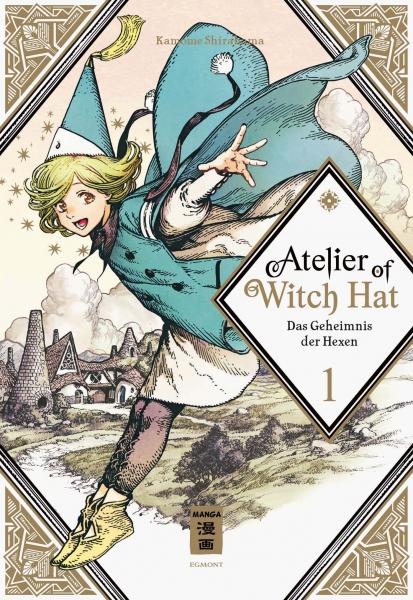 Atelier of Witch Hat 1 – Das Geheimnis der Hexen