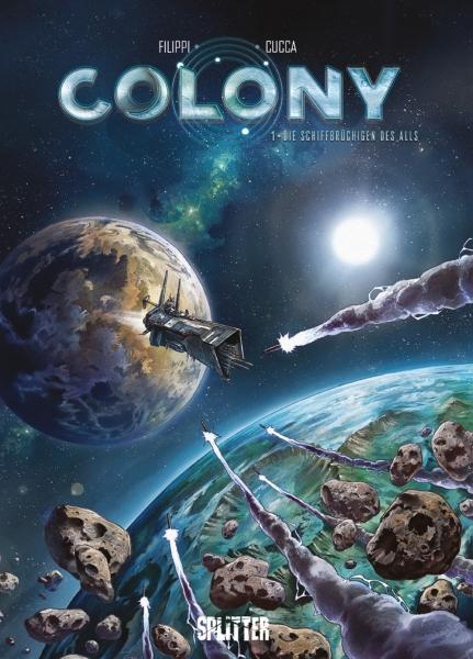 Colony 1: Die Schiffbrüchigen des Alls