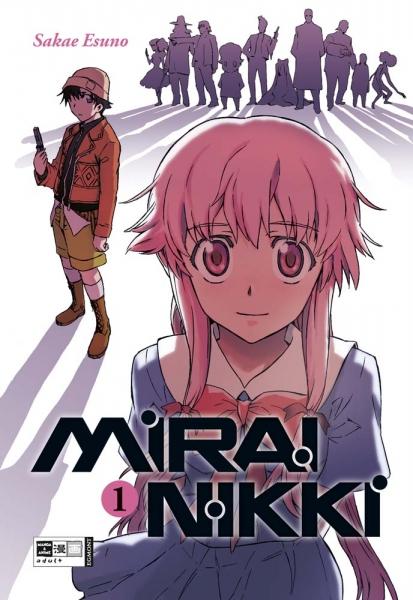 Mirai Nikki 1
