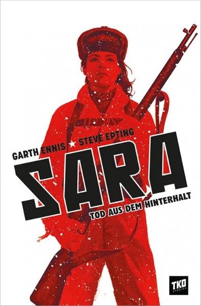 Sara - Tod aus dem Hinterhalt