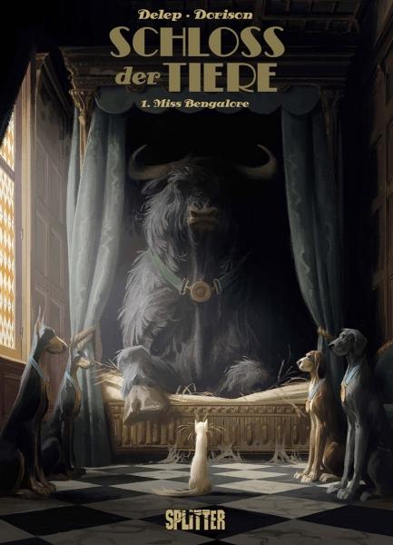 Schloss der Tiere 1: Miss Bengalore