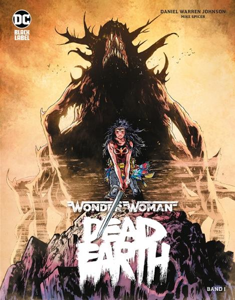 Wonder Woman: Dead Earth 1