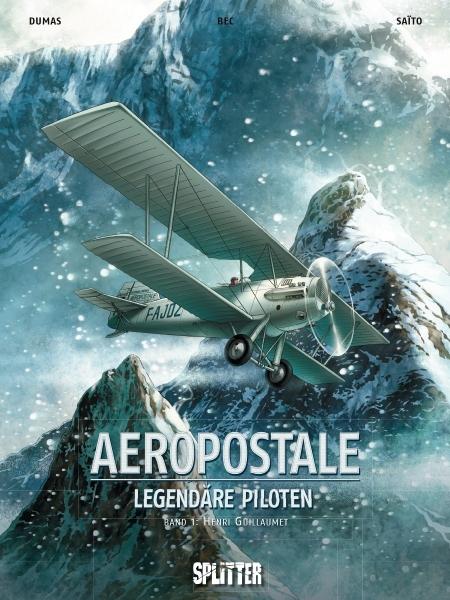 Aeropostale - Legendäre Piloten 1: Henri Guillaumet
