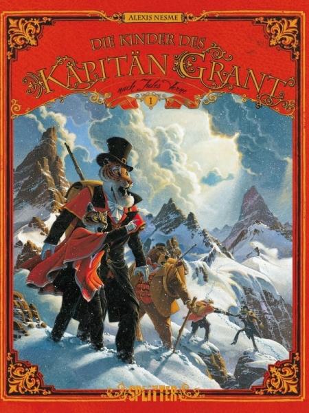 Die Kinder des Kapitän Grant 1